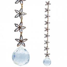 FENG SHUI kristallripats täheketiga - Tähed ja Ühtsus - VIIMANE - JÕULUALLAHINDLUS